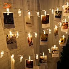 string lights with picture clips china led string lights photo clips from jinhua manufacturer yiwu