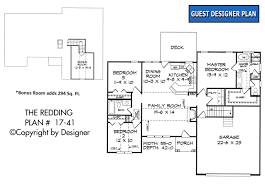 Traditional House Plans Redding House Plan House Plans By Garrell Associates Inc
