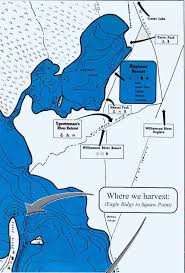 Klamath Falls Oregon Map by Map Of Klamath Lake