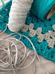 Crochet Tshirt Rug Pattern T Shirt Yarn Crochet Bath Rugs Crochet Concupiscence Yarns