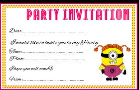 diy printable minion party
