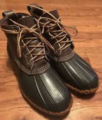 s bean boots size 9 vintage ll bean boots size 9 pristine condition ebay