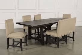 6 Piece Dining Room Sets by Jaxon 6 Piece Rectangle Dining Set W Bench U0026 Uph Chairs Living
