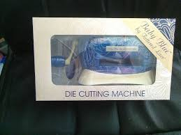 tattered lace die cutting embossing machine in houghton regis
