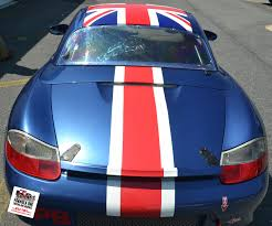 custom 1999 porsche boxster gotshadeonline custom vehicle wraps tinting and paint protection
