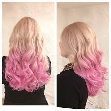 hair color dark on top light on bottom top 25 hottest blonde to pink ombré hair colors hair colors ideas