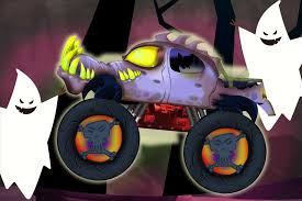 monster truck freestyle videos for children learn monster truck videos please colors with color