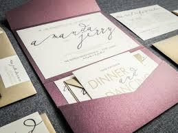 pocketfold wedding invitations best 25 pocketfold wedding invitations ideas on