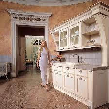 Traditional Italian Kitchen Design Palladio