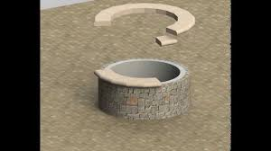 Fire Pit Kits how to assemble a stone age fire pit youtube