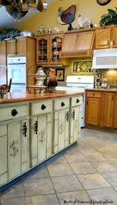 Kitchen Island Makeover Kitchen Island Redo Redo It Yourself Inspirations Kitchen