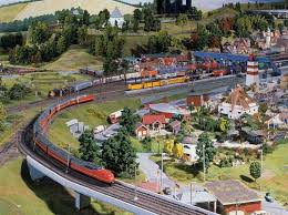 Garden Railway Layouts Model Railway Trains Learn How To Build Your Own Model Railway