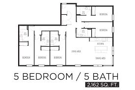 five bedroom floor plans 5 bedroom floor plans fallacio us extraordinary corglife