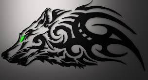 tribal wolf wallpaper 58 images