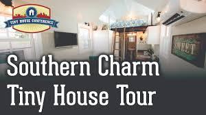 southern charm tiny house tour u2013 the tiny life