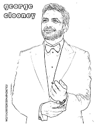famous people coloring pages printable free celebrities 25829