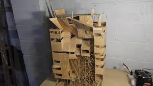 toothpick house tour 1 of 2 youtube