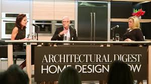 Home Design Show Architectural Digest Watch Margaret Russell U0027s Keynote Speech At The 2015 Architectural