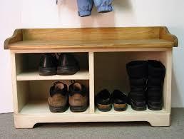 Diy Entryway Shoe Storage Diy Entryway Bench With Shoe Storage Entryway Bench With Shoe