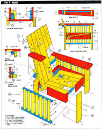 Outdoor Furniture Plans by Outdoor Furniture Plans U2022 Woodarchivist