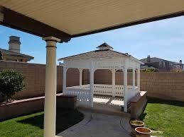 southern patio gazebo gazebo sale decks gazebo builders home page southern california