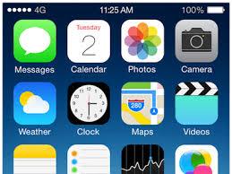 home screen icon design apple ios7 homescreen template sketch freebie download free