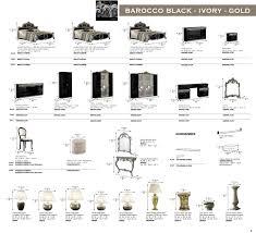 barocco bedroom set barocco ivory camelgroup italy classic bedrooms bedroom
