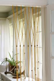 70s Beaded Door Curtains Easy Macrame Bead Curtain Using Yarn Bead Curtains Spaces And Flats