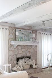 best 10 painted stone fireplace ideas on pinterest painted rock 20 cozy corner fireplace ideas for your living room