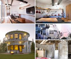 Deep Silo Builder Upcycled Silos Turned Homes Architecture House And Barn