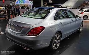 Price 2015 Mercedes C Class 2015 Mercedes C Class Takes A Luxury Lead In Detroit Live Photos