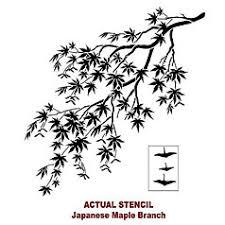 999 wall stencil tree branch ac wall treatments