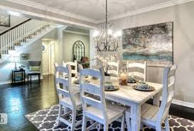 Maria Theresa 6 Light Crystal Chandelier Sherwin Williams Perfect Greige Dining Room Carpet Zillow Digs