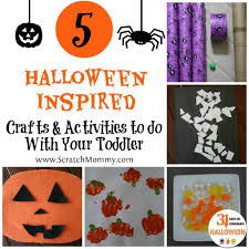 Halloween Decorations Arts And Crafts Halloween Arts And Crafts Archives Pronounce Scratch Mommy