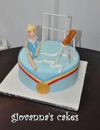 giovanna u0027s cakes gymnast cake