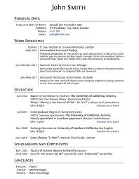 high student resume for summer internship high resume template no work experience sle resume