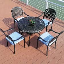 Aluminum Outdoor Patio Furniture by Bronze Black Heb Hexagon Aluminum Outdoor Patio Furniture Buy