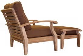 Vintage Adirondack Chairs Douglas Nance Premium Teak Deep Seating Furniture Douglas Nance