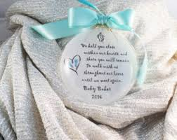 infant loss christmas ornaments miscarriage ornament etsy