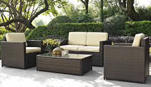 Pottery Barn Patio Furniture Furniture Gorgeous Brown Stunning Sectional Table Pottery Barn
