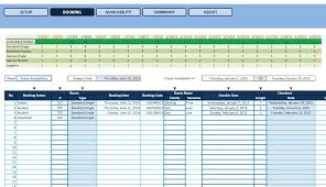 How To An Excel Template Hotel Reservation Template Excel Templates Excel Spreadsheets