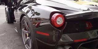 Ferrari California Specs - laferrari black with red stripe us specs sold cars