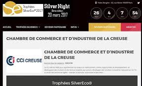 chambre de commerce creuse trophees de la silver economie la cci cci creuse chambre