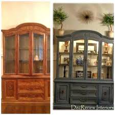 how to decorate your china cabinet china hutch decor idea a brick home ideas cabinet decorating mfbox co