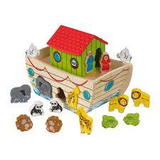 kidkraft noah u0027s ark shape sorter toys