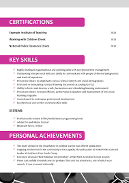 Example Of Australian Resume by Australian Resume Format Sample Resume For Your Job Application