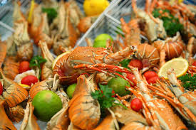 All You Can Eat Lobster Buffet by Gobo Chit Chat Seafood Buffet Traders Hotel Kuala Lumpur
