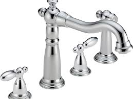 sink u0026 faucet stunning four hole kitchen faucets bellevue bridge