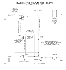 installing a holley electric fuel pump in a 1966 mustang ford