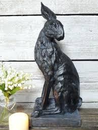 garden statues rabbits vintage outdoor garden statues ornament
